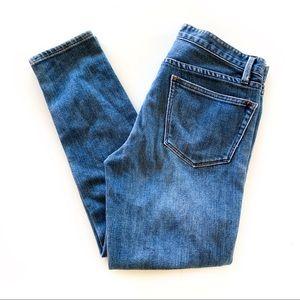 Madewell Mid Rose Skinny Skinny Jeans